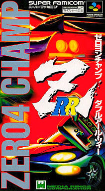 Image for Zero 4 Champ RR-Z