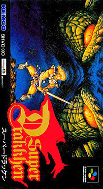 Image 1 for Super Drakkhen