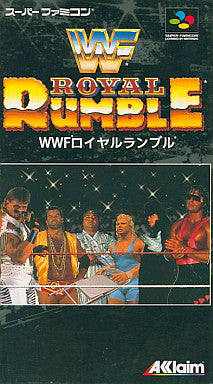 Image for WWF Royal Rumble