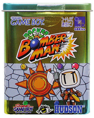 Image 1 for Pocket Bomberman [Tin Box]