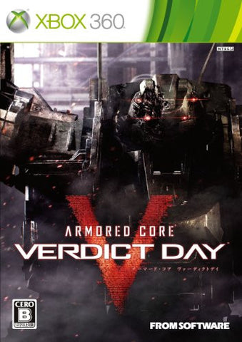 Image for Armored Core: Verdict Day