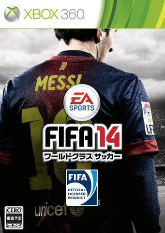 Image for FIFA 14: World Class Soccer [Limited Edition]