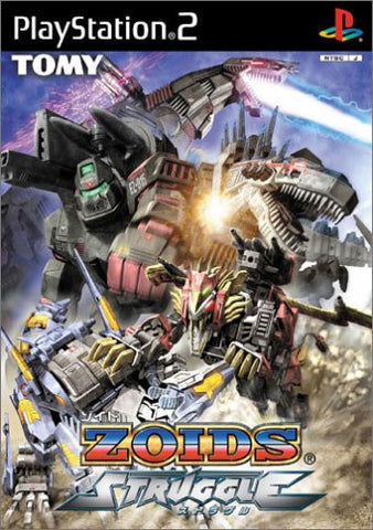 Image for Zoids Struggle
