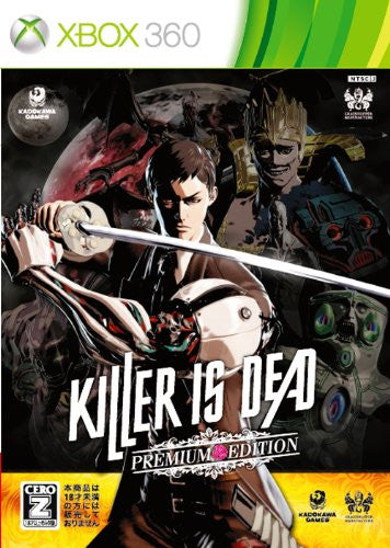 Image 1 for Killer is Dead [Premium Edition]