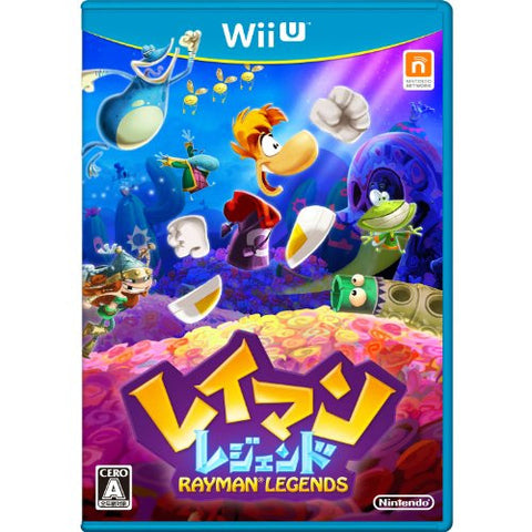 Image for Rayman Legends