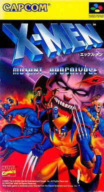 Image for X-Men: Mutant Apocalypse