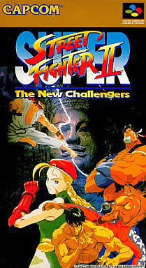 Image for Super Street Fighter II: The New Challengers