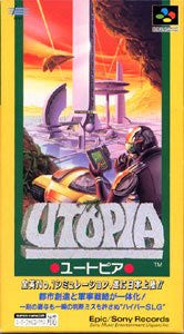 Image for Utopia: The Creation of a Nation