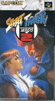 Image 1 for Street Fighter Zero 2