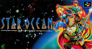 Image for Star Ocean