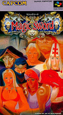 Image for Magic Sword