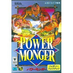 Image for Power Monger