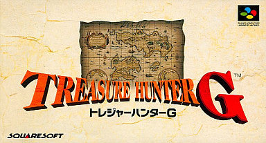 Image 1 for Treasure Hunter G