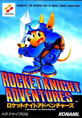 Image for Rocket Knight Adventures