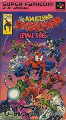 Amazing Spider-Man, The: Lethal Foes