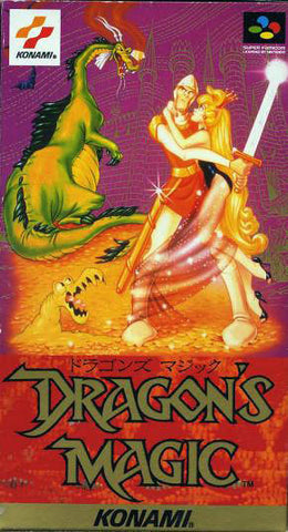 Image for Dragon's Magic