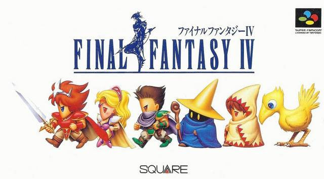 Image 1 for Final Fantasy IV