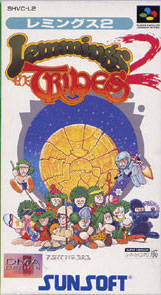 Image for Lemmings 2: The Tribes