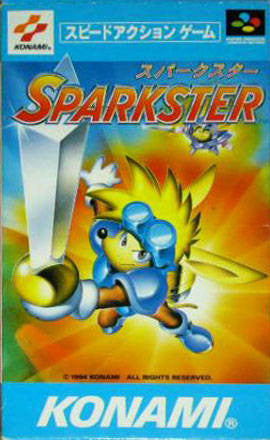 Image 1 for Sparkster