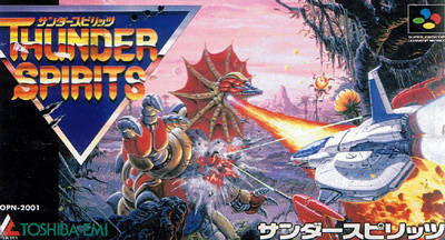 Image for Thunder Spirits