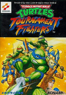 Image for Teenage Mutant Ninja Turtles: Tournament Fighters