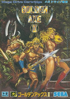 Image for Golden Axe II