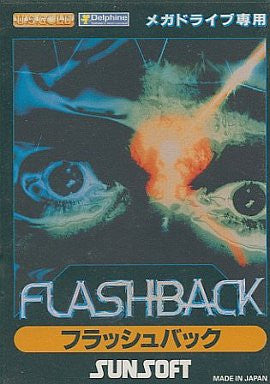 Image for Flashback: The Quest for Identity
