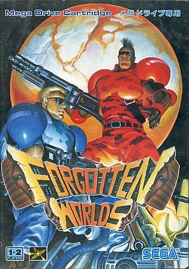 Image for Forgotten Worlds