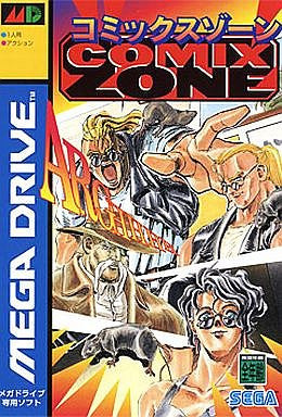 Image for Comix Zone