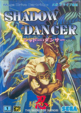 Image for Shadow Dancer: The Secret of Shinobi
