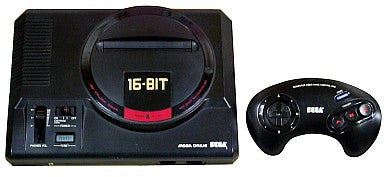 Image 1 for Mega Drive 1 Console (no box/manual)
