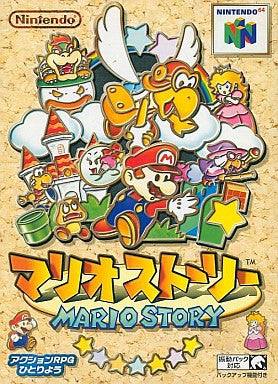 Image for Mario Story