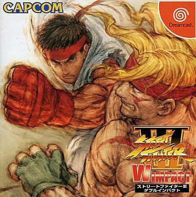 Image for Street Fighter III: W Impact
