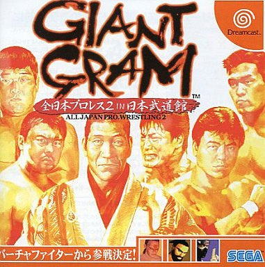 Image for Giant Gram: All Japan ProWrestling 2