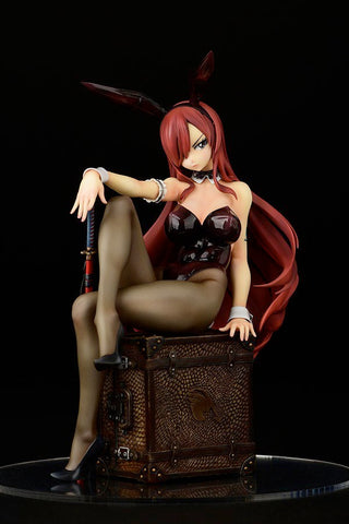 Fairy Tail - Erza Scarlet - 1/6 - Bunny girl_Style (Orca Toys)