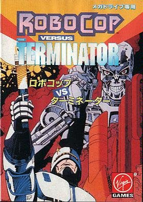 Image for RoboCop versus The Terminator