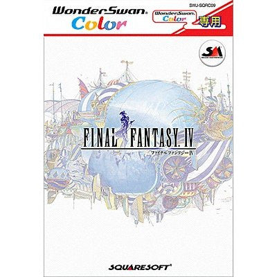 Image for Final Fantasy IV