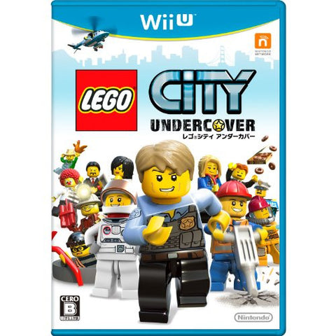 Image for Lego City Undercover