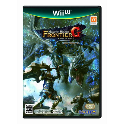 Monster Hunter Frontier G [Beginner's Package]