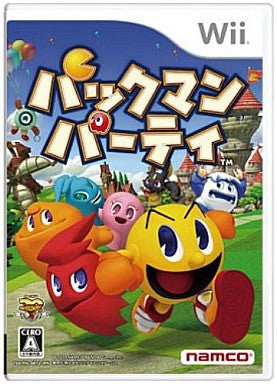 Image for Pac-Man Party