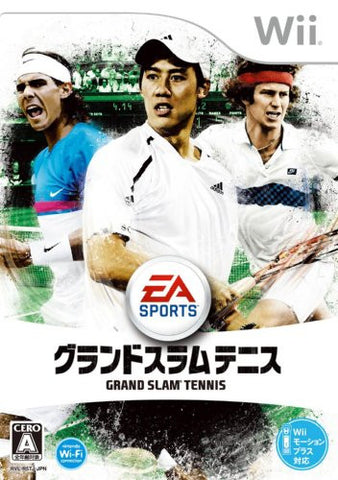 Image for Grand Slam Tennis