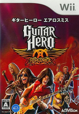 Image for Guitar Hero: Aerosmith