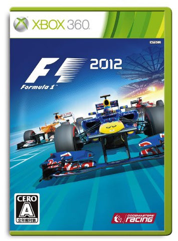 Image for F1 2012