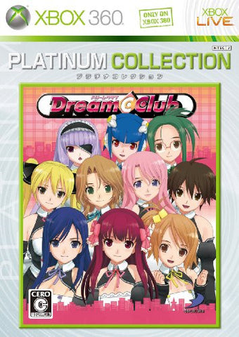 Image for Dream Club (Platinum Collection)
