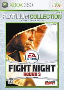 Image for Fight Night Round 3 (Platinum Collection)