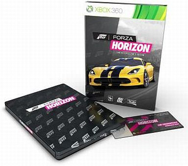 Image 1 for Forza Horizon [Limited Collector's Edition]
