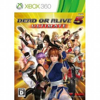 Image for Dead or Alive 5 Ultimate