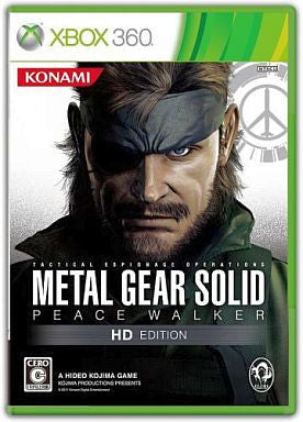 Image for Metal Gear Solid: Peace Walker HD Edition