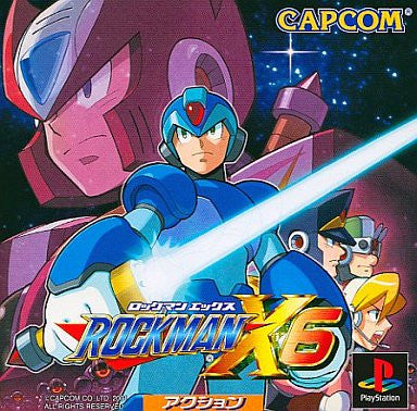 Image for RockMan X6