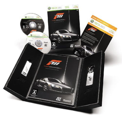 Forza Motorsport 3 [First Print Limited Edition]